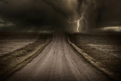 Stormy Road by duallogic
