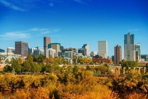 Summer in Denver Colorado by duallogic