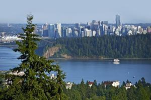 Vancouver Panorama by duallogic