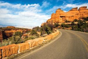 Western Colorado Landscape by duallogic