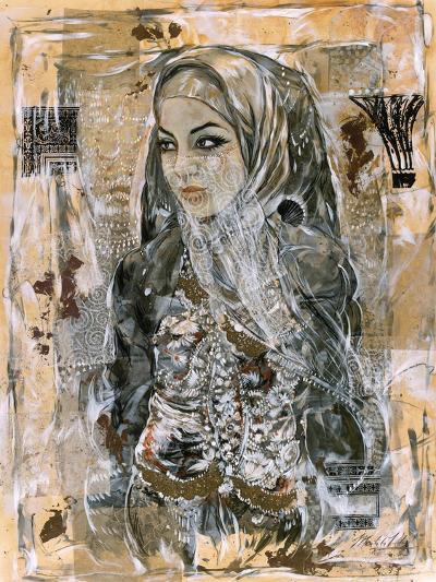 Dubai Beauty No. 1-Marta Wiley-Art Print