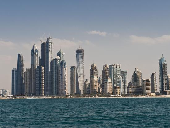 Dubai, United Arab Emirates, Middl East-Antonio Busiello-Photographic Print