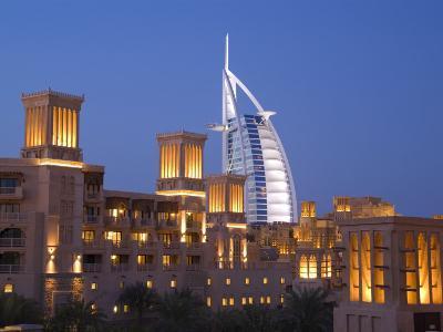 Dubai, United Arab Emirates, Middle East-Charles Bowman-Photographic Print