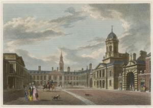 Dublin Castle 1817