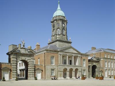 Dublin Castle, Dublin, County Dublin, Republic of Ireland (Eire), Europe-Philip Craven-Photographic Print