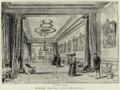 Dublin Castle Illustrated, II--Giclee Print