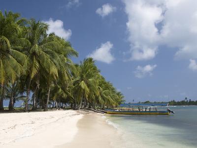 Dubpur Island, San Blas Islands (Kuna Yala Islands), Panama, Central America--Photographic Print