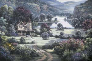 Country Manor by Dubravko Raos
