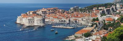 Dubrovnik, Croatia, Panorama of the Medieval City- frederic49-Photographic Print