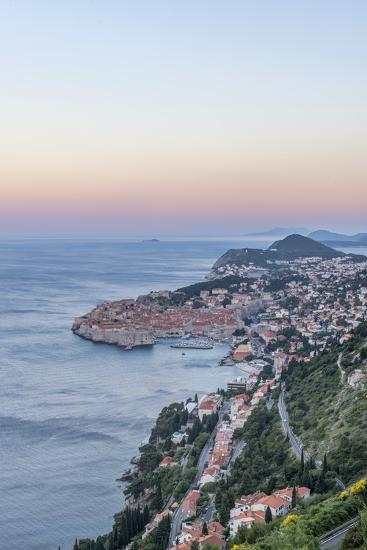 Dubrovnik Dawn-Rob Tilley-Photographic Print
