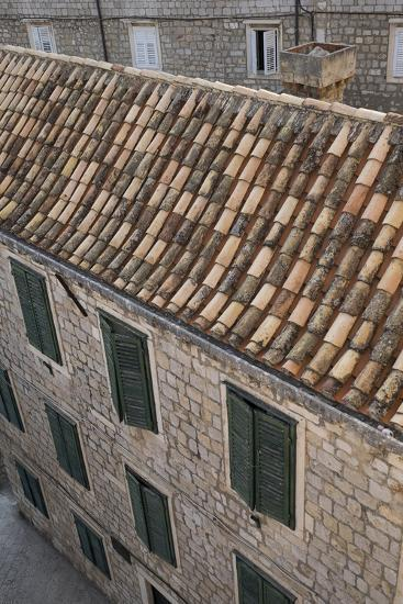 Dubrovnik's Old Town on the Dalmatian Coast in Croatia-Krista Rossow-Photographic Print