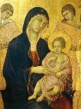 Vocacion De Los Apostoles Pedro Y Andres-Duccio Di buoninsegna-Giclee Print