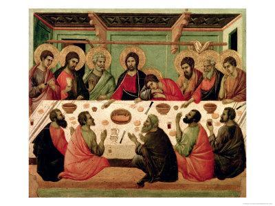 The Last Supper, from the Passion Altarpiece