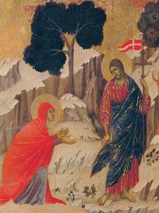 The Maestà, Front, by Duccio Di Buoninsegna, 1308 - 1311, 14th Century, Tempera on Panel by Duccio Di buoninsegna
