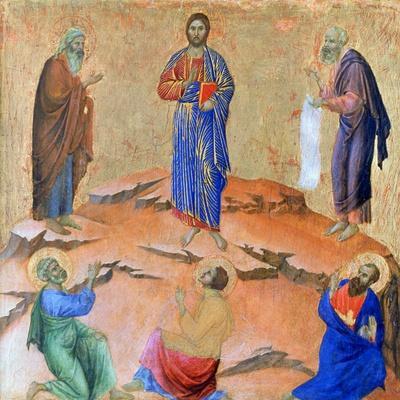 The Transfiguration, 1311