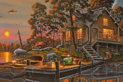 Duck Haven-Geno Peoples-Giclee Print