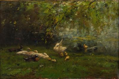 Duck Heaven-Willem Maris-Giclee Print
