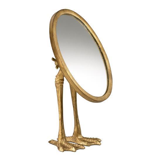 Duck Leg Mirror *--Wall Mirror