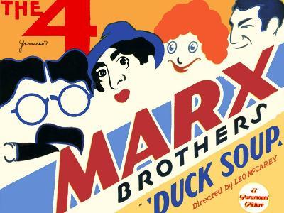 Duck Soup, 1933--Art Print