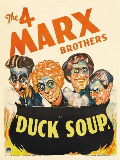 Duck Soup, 1933--Giclee Print