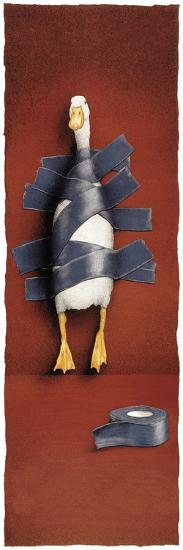 Duck Tape-Will Bullas-Premium Giclee Print