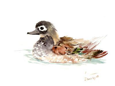 Duck-Suren Nersisyan-Art Print