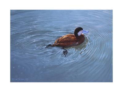 Duck-Michael Jackson-Giclee Print
