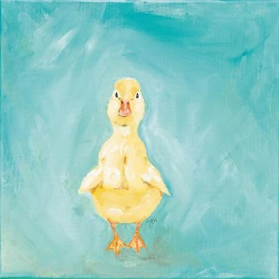 Duckling-Molly Susan-Art Print