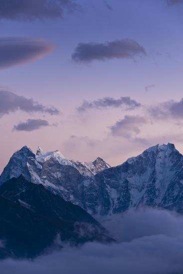 Dudh Kosi Valley, Solu Khumbu (Everest) Region, Nepal, Himalayas, Asia-Ben Pipe-Photographic Print