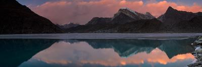 Dudh Pokhari Lake, Gokyo, Solu Khumbu (Everest) Region, Nepal, Himalayas, Asia-Ben Pipe-Photographic Print