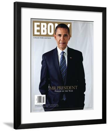 Ebony January 2009 by Dudley Brooks
