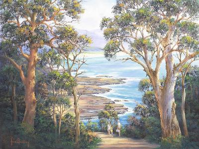 Dudley Picnic-John Bradley-Giclee Print