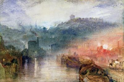 Dudley, Worcester-J^ M^ W^ Turner-Giclee Print