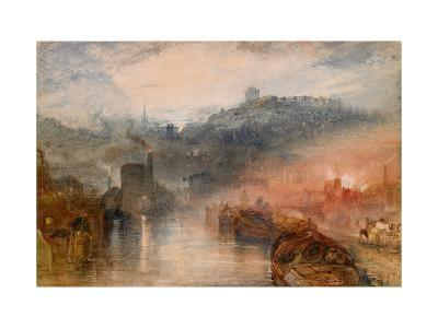 Dudley, Worcestershire, 1830-33-J^ M^ W^ Turner-Giclee Print