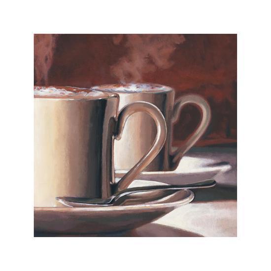 Due Cappuccini-Federico Landi-Giclee Print