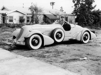 Duesenberg 'Mormon Meteor' Car--Photographic Print