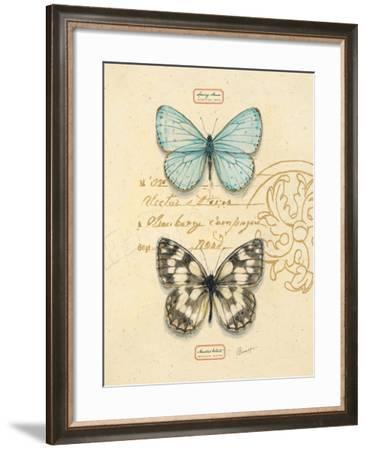 Duet Papillon-Chad Barrett-Framed Art Print