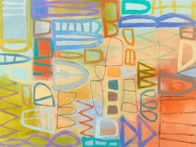 Duet Series II-Janet Richardson-Baughman-Art Print