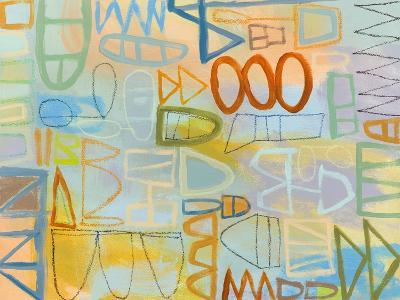 Duet Series IV-Janet Richardson-Baughman-Art Print