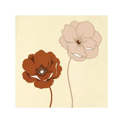 Duetto I--Art Print