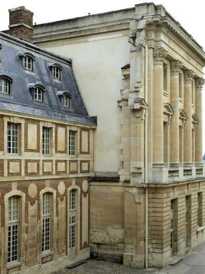 Dufour House Seen from the South, Chateau De Versailles, France--Photographic Print