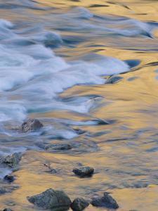 Morning Light over Badger Rapids by Dugald Bremner