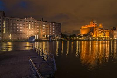 Duisburg, North Rhine-Westphalia-Bernd Wittelsbach-Photographic Print