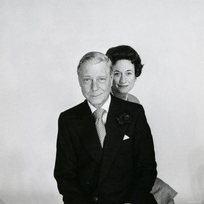 Duke and Duchess of Windsor-Cecil Beaton-Photographic Print