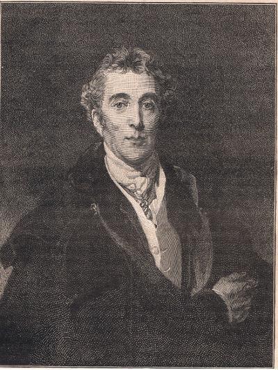 Duke of Wellington-Thomas Lawrence-Giclee Print