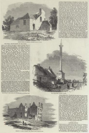 Duke of Wellington--Giclee Print