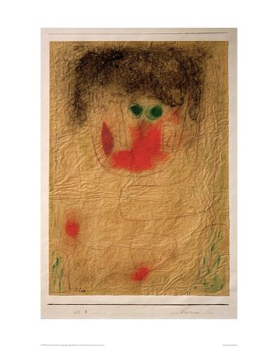 Dulcinea-Paul Klee-Giclee Print