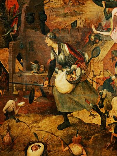 Dulle Griet, 1562-1566-Pieter Bruegel the Elder-Giclee Print