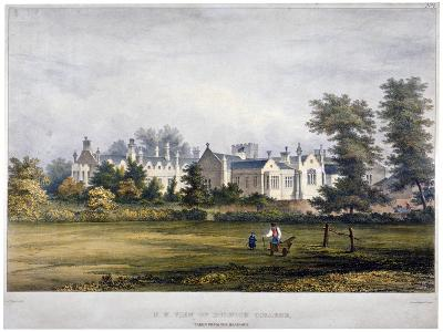Dulwich College, London, C1830-Standidge & Co-Giclee Print