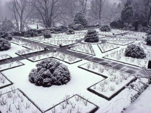 Dumbarton Oaks Garden, Washington Dc, USA